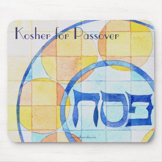 Kosher para el Passover Mousepad