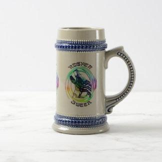 Kosher Queer Steins Coffee Mugs