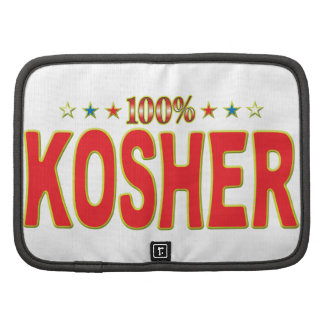 Kosher Star Tag Planners