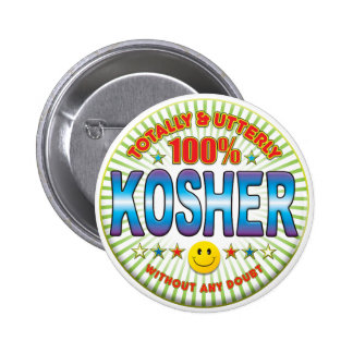 Kosher totalmente pins