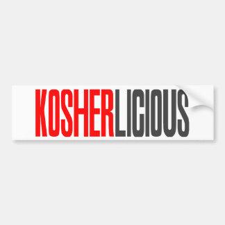 KosherLicious Bumper Sticker
