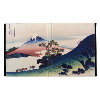 Kōshū Inume-Tōge iPad Folio iPad Folio Cover