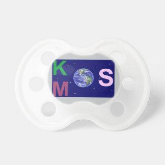 Kosmos estrellado chupetes de bebe