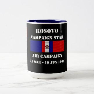 Kosovo Air Campaign Coffee Mugs