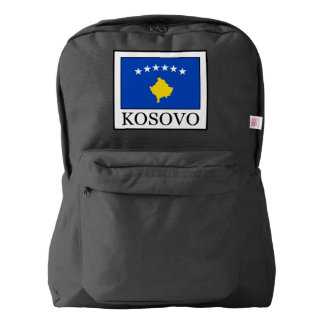 Kosovo American Apparel™ Backpack