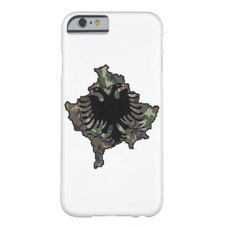 Kosovo Army iPhone 6 covering Barely There iPhone 6 Case