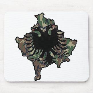 Kosovo Army Mousepad