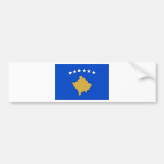 Kosovo Bumper Sticker