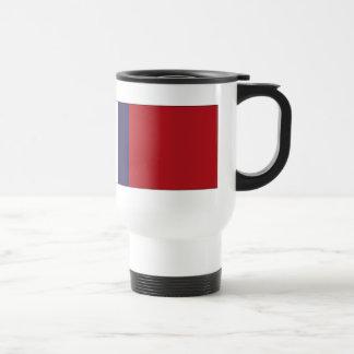 Kosovo Campaign Ribbon Travel Mug