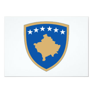 Kosovo Coat of Arms Announcement