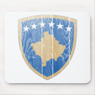 Kosovo Coat Of Arms Mouse Pad