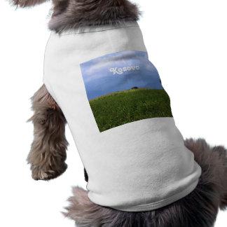 Kosovo Country Doggie T-shirt