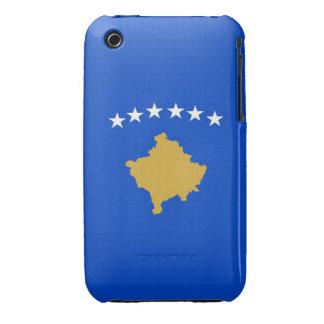 kosovo country flag case