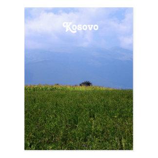 Kosovo Country Postcard