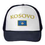 Kosovo de oro gorras
