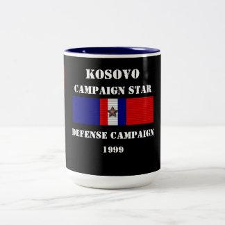 Kosovo Defense Campaign Coffee Mug
