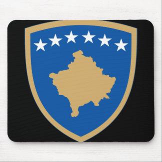 kosovo emblem mouse pad