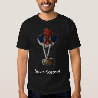 Kosovo es Serbia Playera