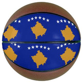 Kosovo Flag Basketball