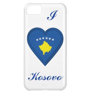 Kosovo flag case for iPhone 5C