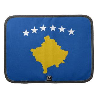Kosovo Flag Folio Organizer