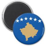 Kosovo Flag Fridge Magnet