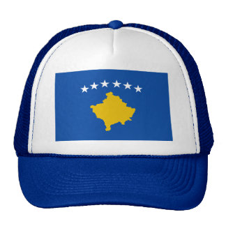 Kosovo Flag Hat