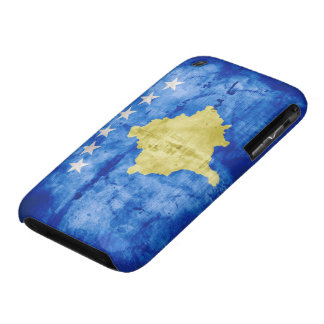 Kosovo Flag iPhone 3 Cases