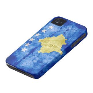 Kosovo Flag iPhone 4 Case
