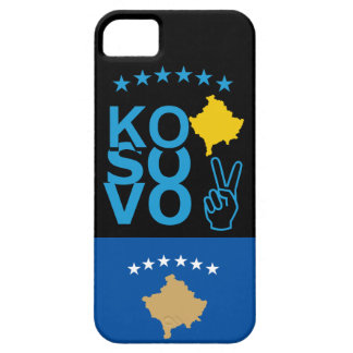 Kosovo Flag iPhone 5 Covers