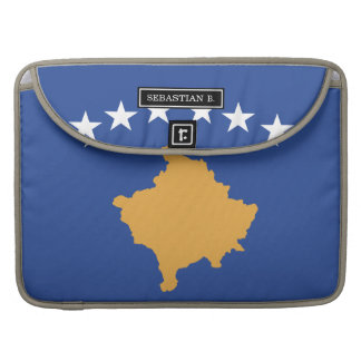 Kosovo Flag MacBook Pro Sleeve