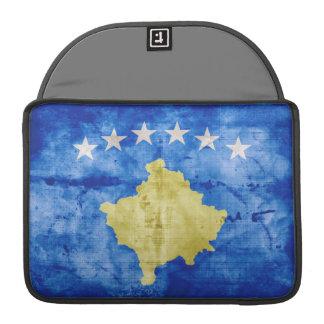 Kosovo Flag MacBook Pro Sleeves