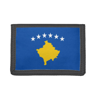 Kosovo Flag Wallet