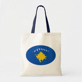Kosovo Gnarly Flag Bag
