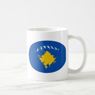 Kosovo Gnarly Flag Mug