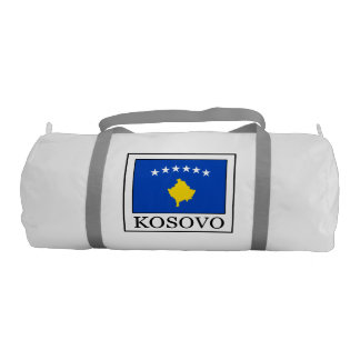 Kosovo Gym Bag