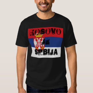 KOSOVO JE SRBIJA TEE SHIRT