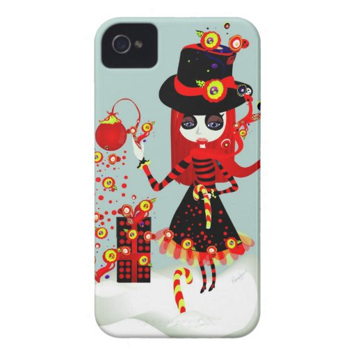 Kosovo Magical Winter iPhone 4 Cases