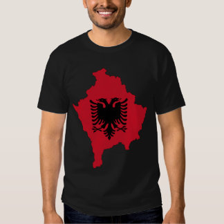 Kosovo map tees