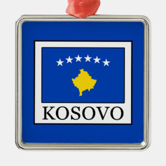 Kosovo Metal Ornament