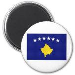 Kosovo National Flag Magnets