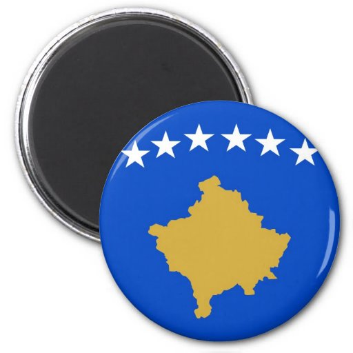 Kosovo Refrigerator Magnets