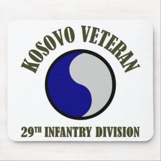 Kosovo Veteran - 29th ID Mouse Pad