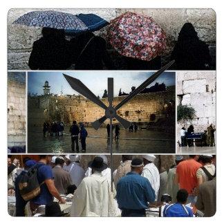 Kotel Clock Collage