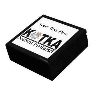 Kotka Finland Custom gift box