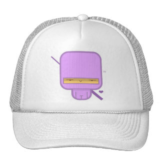 kotomi ninja girl trucker hat