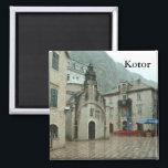 """Kotor Magnet<br><div class=""""desc"""">St Lucas church,  Kotor,  Montenegro</div>"""