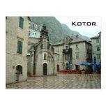 Kotor Post Cards