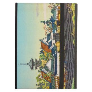Kotozuka Eiichi, templo de Yakushi y la vecindad