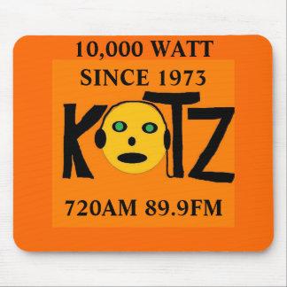 kotz, 720AM 89.9FM, 10.000 VATIOS desde 1973 Alfombrillas De Ratones